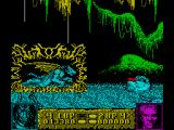 Altered Beast ZX Spectrum One of the dragons powers is an electrical shield