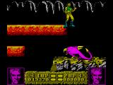 Altered Beast ZX Spectrum You cant get on these creatures like you could in Golden Axe