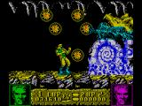 Altered Beast ZX Spectrum Facing the 3rd boss in human form is suicide