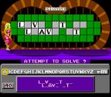 Wheel of Fortune NES Solve the puzzle