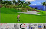 Links: Fantasy Course - Devils Island DOS Hole 3 - Links 386 SVGA