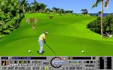 Links: Fantasy Course - Devils Island DOS hole 1 - Links VGA
