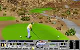 Links: Championship Course - Bighorn DOS hole 10 - Links MCGA/VGA