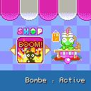 Fruit Factory ExEn In the shop of the game, sometimes you can buy interesting items like bombs, be sure to visit it regularly.