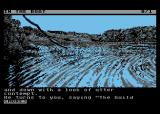 The Guild of Thieves Atari 8-bit The first picture