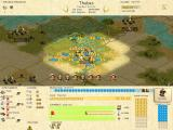 Sid Meier's Civilization III: Conquests Windows City status of Thebes