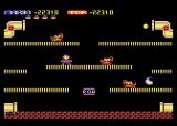Mario Bros. Atari 8-bit These sidestepping crabs need to be hit twice before they flip over