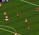 FIFA Soccer 96 Game Gear Running with the ball
