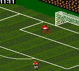 FIFA Soccer 96 Game Gear Losing on penalties
