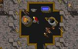 Ultima VII: Forge of Virtue DOS Forging the blackrock sword