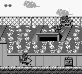 Disney's TaleSpin Game Boy 2nd level - try to make it through the stadium.
