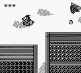 Disney's TaleSpin Game Boy Pick off the hang gliders.