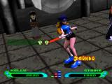 Bust a Groove 2 PlayStation When you've done several correct moves, you will make a combo.