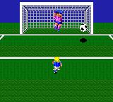 Sega Game Pack 4in1 Game Gear kicking the ball