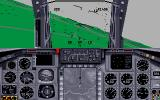 Tornado Amiga I'm going down to activate the terrain following radar mode