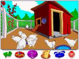 Let's Explore The Farm Windows Chickens and coop