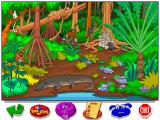 Let's Explore the Jungle Windows A screen of the life at the African jungle floor