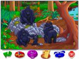 Let's Explore the Jungle Windows 4 gorillas....no mist