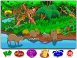 Let's Explore the Jungle Windows Capybaras and other life along Amazon waterway