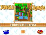 Let's Explore the Jungle Windows Jungle Jumble - word/image unscrambler