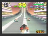 F-Zero X Nintendo 64 The death race mode, where you've simply gotta beat all the other cars down.