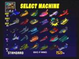 F-Zero X Nintendo 64 All 30 cars you can control!