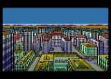 Alternate Reality: The Dungeon Atari 8-bit Normal day in the city