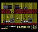 Rambo III MSX The soldiers just walk back and forth