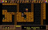 P. P. Hammer and His Pneumatic Weapon Amiga This enemy is trapped