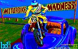 Motorbike Madness Amstrad CPC Loading screen