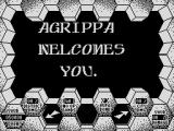 Amaurote Atari 8-bit Going to Agrippa