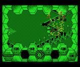 Amaurote MSX Blowing something up, finally some colour!