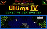 Ultima IV: Quest of the Avatar Atari ST Intro Sequence