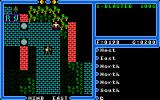 Ultima IV: Quest of the Avatar Atari ST Wandering around Town
