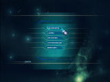 Unreal II: The Awakening Windows Main menu