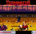 The Terminator ExEn Enemies can walk on the middle of the screen but also on the foreground. Shoot them before they shoot you.