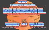 GBA Championship Basketball: Two-on-Two Atari ST Loading screen
