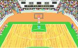 GBA Championship Basketball: Two-on-Two Atari ST On the practice court