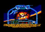 G-Loc Air Battle Amstrad CPC Loading screen