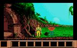 The Kristal Atari ST Strange, talking plant
