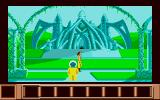 The Kristal Atari ST Little aliens run around