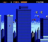 Airwolf NES In the city, resistance continues from enemy forces