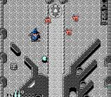 Pinball Quest NES A witch attacks