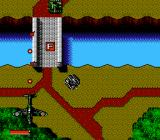 Iron Tank: The Invasion of Normandy NES Enemy planes make a firing run on the Iron Tank