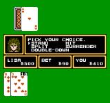 Casino Kid NES Choices on the cards...