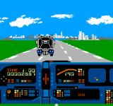 Knight Rider NES This truck doesn't look like he's going to let anyone pass