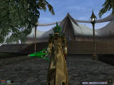 The Elder Scrolls III: Tribunal Windows The great capital Mournhold lets you visit some beautiful places like the Temple District...