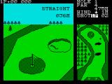 Konami's Golf ZX Spectrum Onto the green