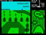 Konami's Golf ZX Spectrum Should be a Green In Regulation now
