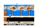 Pitfall II: Lost Caverns TRS-80 CoCo Start of game